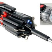 8 in 1 Multi-Tool Flashlight - Screwdrivers, LED, Clip